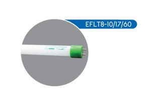 Lâmpada tubular LED EFTL8-10/17/60